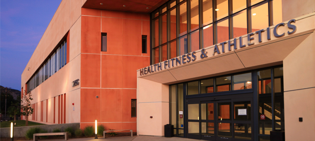 Mission - Health and PE, Fitness Center1